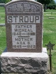 Ada Serena Barr Stroup (1845-1923) - Find A Grave Memorial