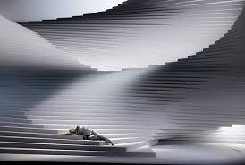 Austria, city of vienna, operngasse. Eine Unmogliche Treppe Buhnenbild Fur Fidelio Von Barkow Leibinger Detail Magazin Fur Architektur Baudetail