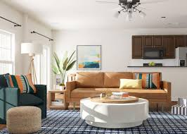 Space friendly furniture Tiny House Nation Open Living Space Layout Ideas Holly Martin Layout Guide Open Living Space Layout Ideas Modsy Blog