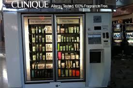 Vending Machines Las Vegas Mesmerizing Beauty Vending Machine NYBOR FASHION FILM FREAKINESS