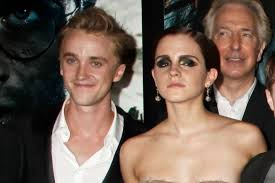 But this story, is reserved for… Emma Watson And Harry Potter Co Star Tom Felton Continue To Fuel Dating Rumours In Their Pajamas Etcanada Com