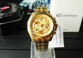 buy casio 550 full gold chain watch for men online best prices casio 550 full gold chain watch for men close