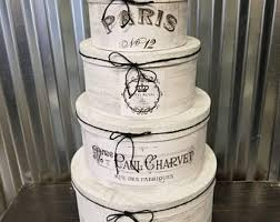 Decorative Storage Box Sets Paris storage box Etsy 82