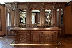 custom home bar furniture. delighful bar midsized traditional medium tone wood floor home bar idea in new york inside custom home bar furniture