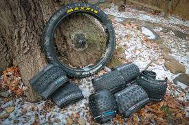tire tech how do the new 27 5 fat bike tires measure up against