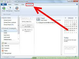 How To Use Email How To Use Windows Live Mail To Check Your Cpanel Email 6 Steps