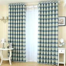 diy insulated curtains insulated curtains blue horizontal striped print polyester insulated modern window curtains insulated curtains diy insulated