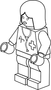 Free Lego Clipart Kids Colouringcoloring Sheetscoloring
