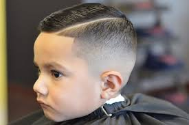 how to cut boys hair best layered