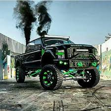 This is the definition of my dream truck. Awesome | Cool ...