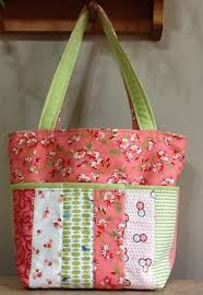 Best 25+ Best tote bags ideas on Pinterest | Handbag patterns ... & Watermelon Tote This Pretty Tote Will Ease Busy Days - Quilting Digest Adamdwight.com