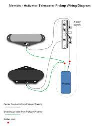 broadcaster pickup wiring diagram wiring library voltage voltage alembic club telecaster pickup wiring neck fender rh miadona com fat strat wiring diagram