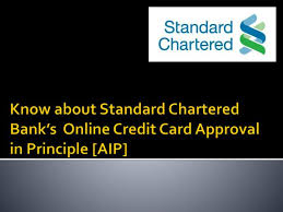 Standard Charted Online Credit Card Payment Ppt Know About Standard Chartered Banks Online Credit