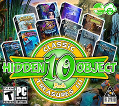 Various bits of information are available for these top hidden object games, such as when the game was released and who developed the game. Amazon Com Hidden Object Classic Treasures 3 10 Great Games Collectors Editions Included Video Games
