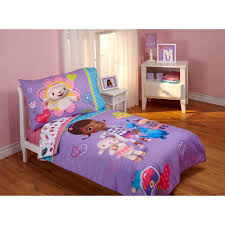 disney doc mcstuffins good as new 4 piece toddler bedding set com