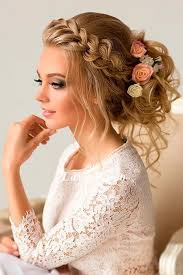 Wedding Hairstyle 61 Wonderful Wedding Hairstyles For Long Hair Are Huge In Number Which Makes It