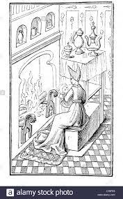 Medieval Bedroom Furniture Bedroom Bed Side Table Medieval Furniture Wood Bed Frame Foot