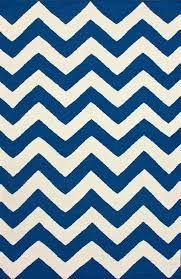 navy rugs chevron rug area 8x10