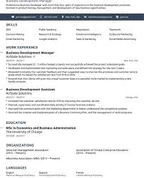 Free Modern Resume Template Download ...