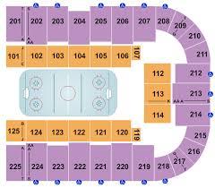 Tucson Arena Seating Chart Tucson