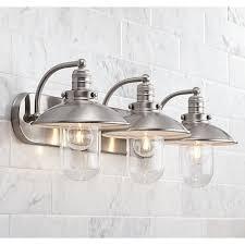 industrial lighting bathroom. Industrial Light Fixtures Unique Diy Bathroom Lighting Vanity Mirror Inspirational