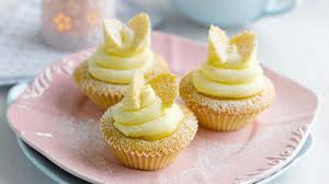 Recipe Lemon Butterfly Cakes Sainsburys