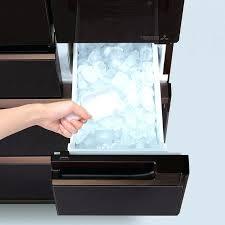 kitchenaid undercounter ice maker. Kitchenaid Undercounter Ice Makers Maker Drawer Built In . R