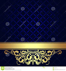 navy blue and gold wallpaper border co
