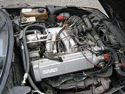 saab 900 engine development edit