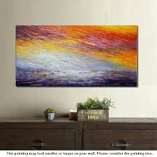 modern painting for bedroom canvas painting large wall art landscape painting large art canvas art modern