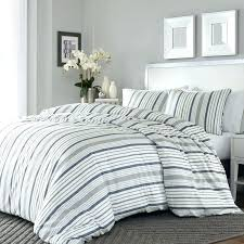 grey and white striped duvet cover blue and white striped duvet cover 3 piece reversible duvet grey and white striped duvet cover