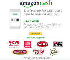 Amazon store card customer service number the two kohl's and jcpenney present customers with diverse alternate options to spend throughout the year outside their bill card savings. Amazon Launches Amazon Cash A Way To Shop Its Site Without A Bank Card Techcrunch