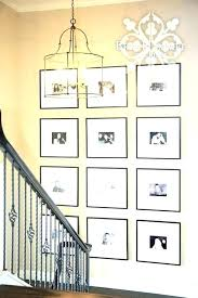 staircase wall decor ideas entrance magnificent for walls best about creative decorating