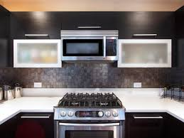 Mirror Tile Backsplash Kitchen Painting Kitchen Backsplashes Pictures Ideas From Hgtv Hgtv