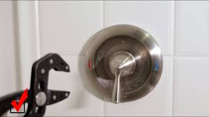 how to replace a moen 1222 cartridge shower faucet
