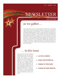 free holiday newsletter template holiday newsletter rome fontanacountryinn com