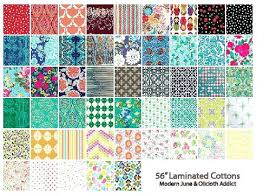laminated fabric table cloth