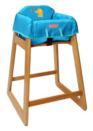 restaurant high chair cover