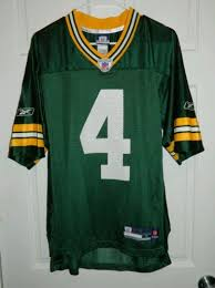 Jersey Brett Favre Worth 4