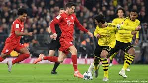 Bayern munich and borussia dortmund are set to battle it out for the first trophy of the season in the german supercup. Bayern S Humiliation Of Dortmund Shows The Value Of Change Sports German Football And Major International Sports News Dw 09 11 2019