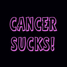 Cancer Sucks Quotes Best Cancer Sucks Discovered By Danielle Marie On We Heart It
