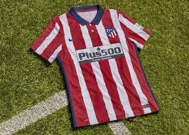 Atlético de madrid and the world's leading money transfer company have renewed their partnership for another season. Atletico De Madrid 2020 21 Home Kit Nike News