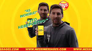 Lays: Messi Messages on Vimeo