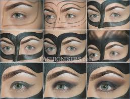 catwoman makeup tutorial for catwoman eye makeup