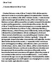 social criticism in oliver twist at com essay on social criticism in oliver twist
