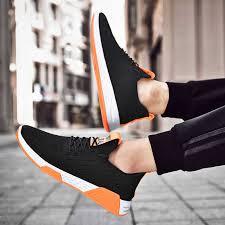 <b>WENYUJH Men</b> Breathable <b>Sneakers</b> No slip <b>Men Vulcanize</b> Shoes ...