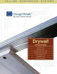 ceiling suspension systems chicago