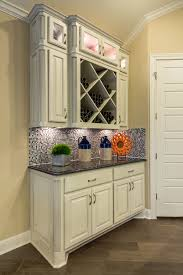 Kitchen Hutch 2 Burrows Cabinets Central Texas Builder Direct