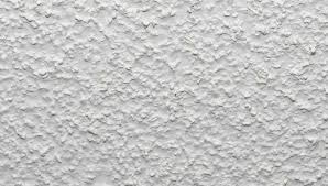 how to paint popcorn ceiling without
