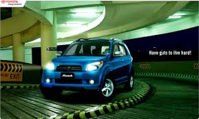 Toyota Rush India Launch Date, Price, Specifications, Mileage ...